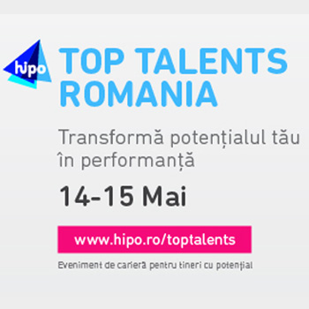 Programul Top Talents Romania 2015