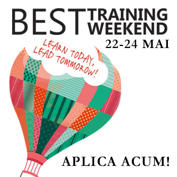 BEST Training Weekend – Learn today, lead tomorrow!