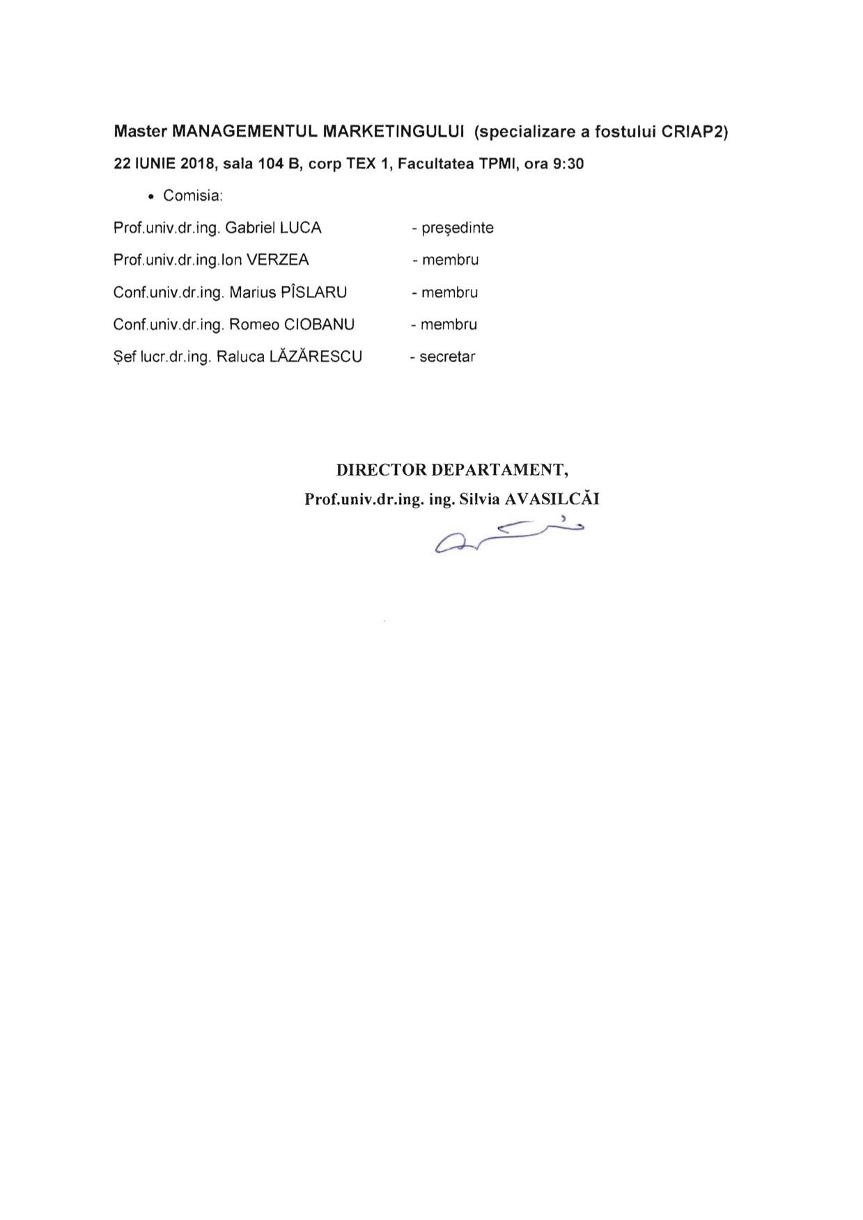 Finalizare studii disertatie modificat 2